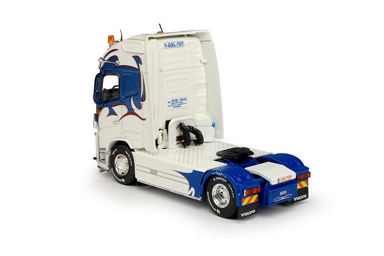 Volvo FH04 Globetrotter XL KVG Trans