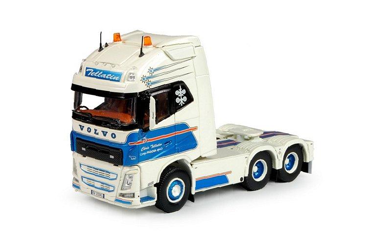 Volvo FH04 Globetrotter XL Tellatin Chris
