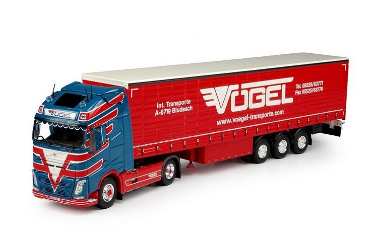 Volvo FH04 Globetrotter XL  Voegel