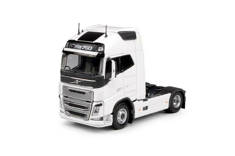 Volvo FH04 Globetrotter XL weiss