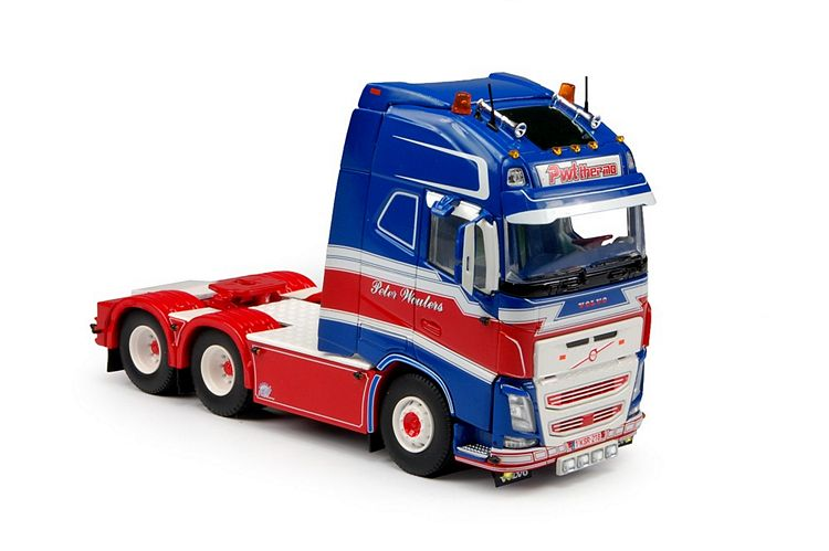 Volvo FH04 Globetrotter XL Wouters Peter