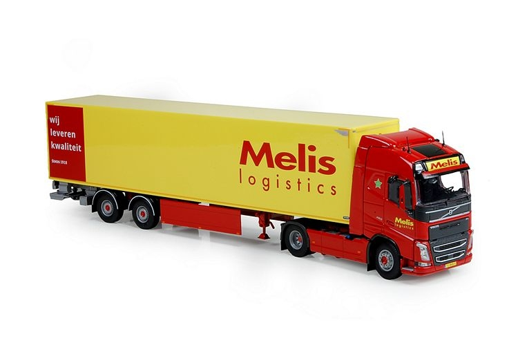 Volvo FH04 Globettrotter  Melis Transport