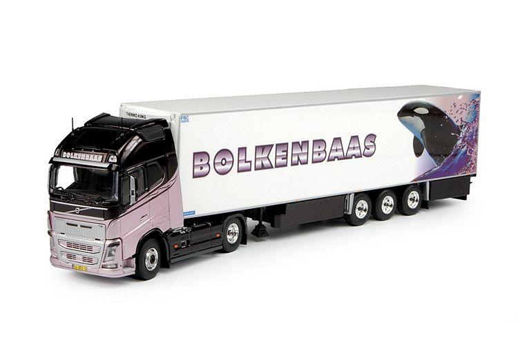 Volvo FH04 Gloebe. XL Kühlauflieger Bolkenbaas