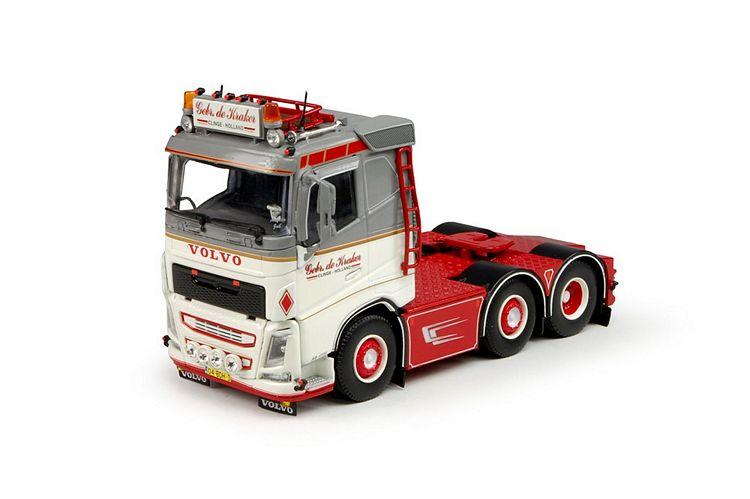 Volvo FH04  Kraker L. de