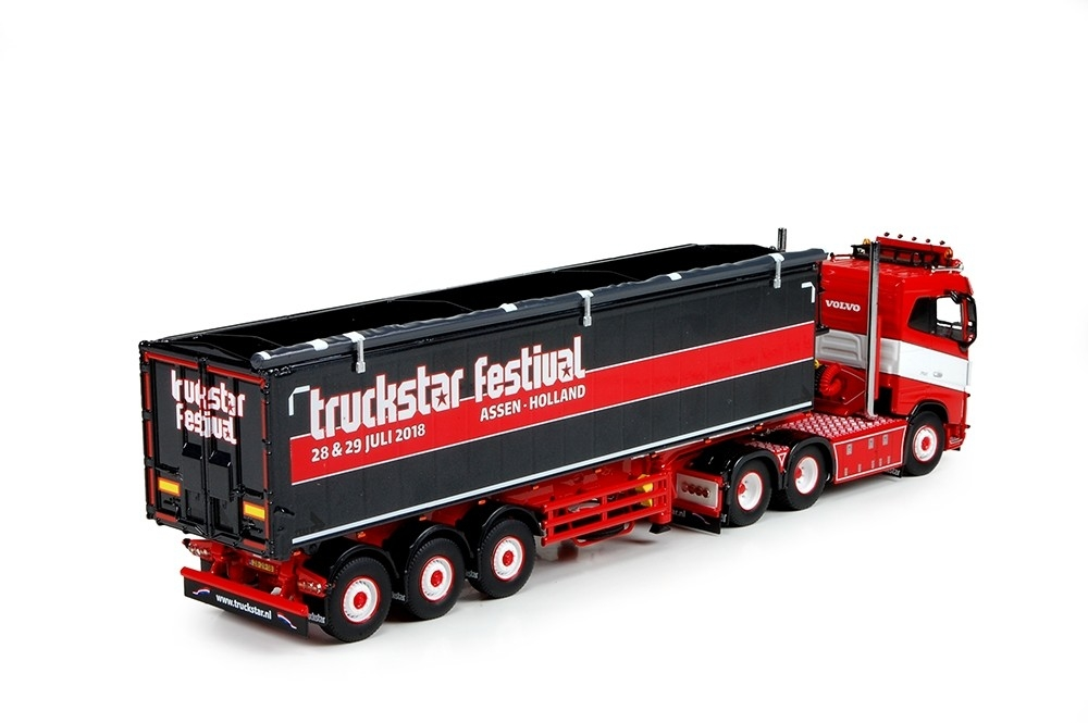 Volvo FH04 Stas Kipper Truckstar festival