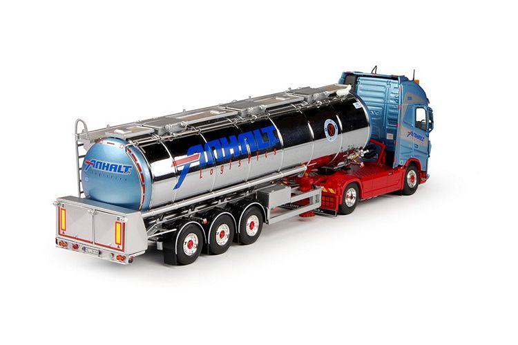Volvo FH04 Tankauflieger Anhalt Logistics