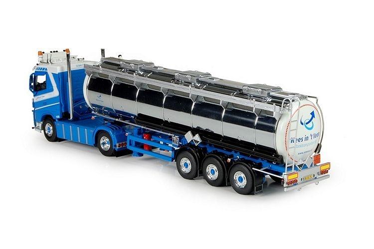 Volvo FH04 Tankauflieger IntVeen