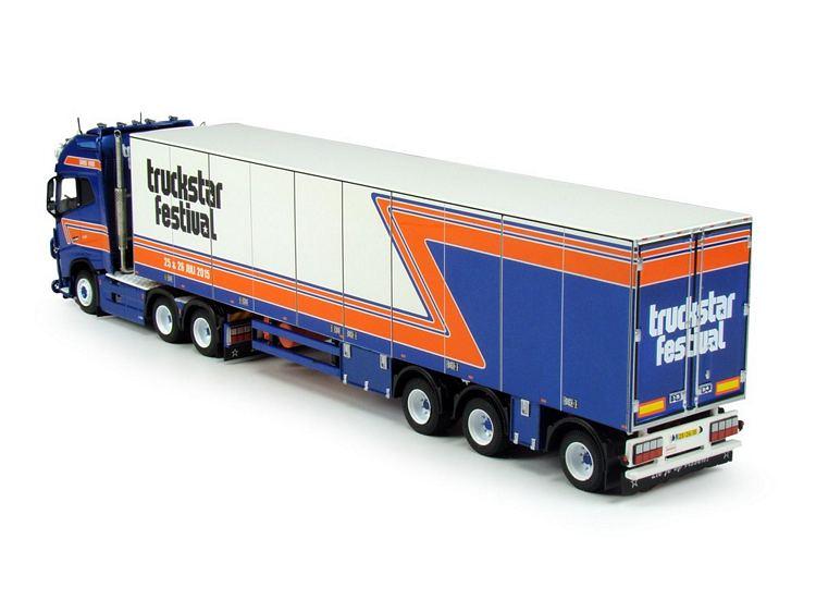 Volvo FH16 Kühlauflieger Truckstar