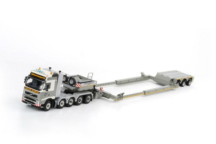 VOLVO FH2 Globetrotter Scheuerle Intercombi Affolter Transporte