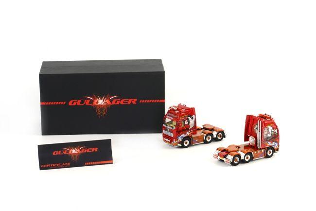VOLVO FH2 Globetrotter XL Guldager -Dream Catcher
