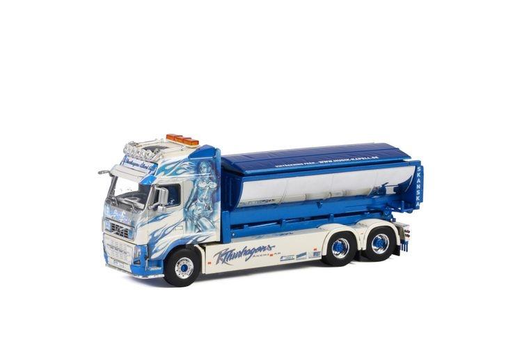 Volvo FH3 Globe. XXL Asphalt Container Thurhagens Akeri AB