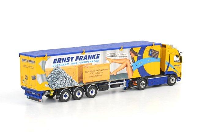 Volvo FH3 Globetrotter  Ernst Franke