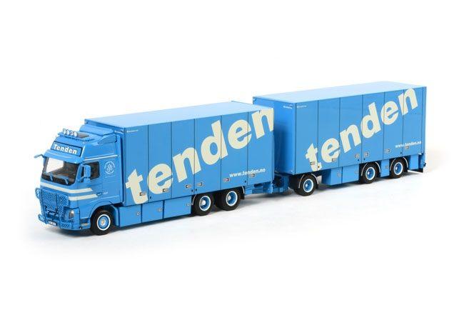 Volvo FH3  Tenden