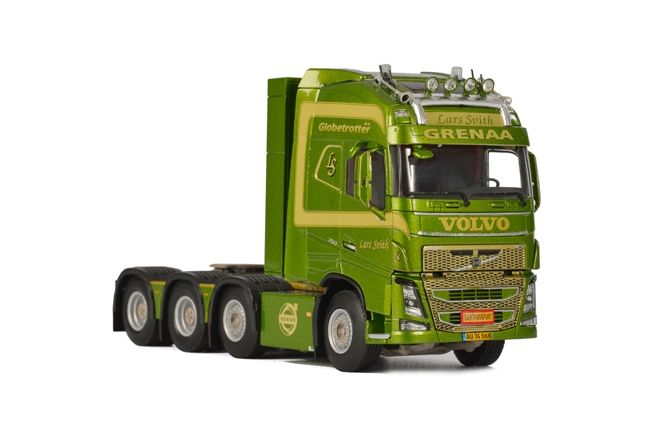 Volvo FH4 GL XL  Tag axle  Lars Svith