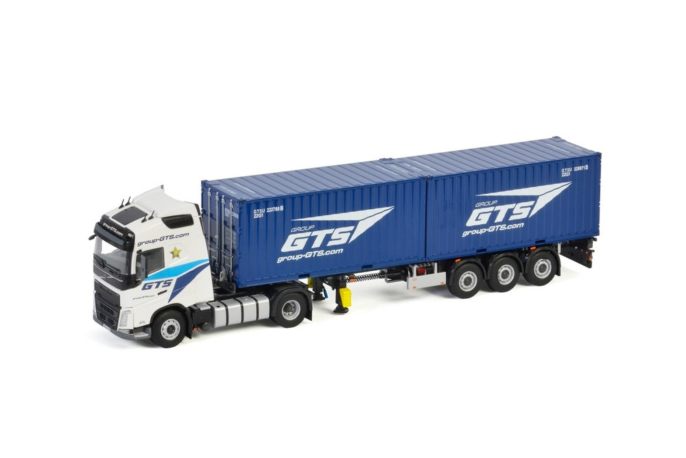 Volvo FH4 Globe. Container  Group GTS