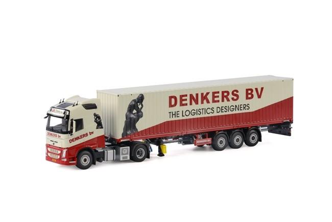 Volvo FH4 Globe. Denkers  Bontrans