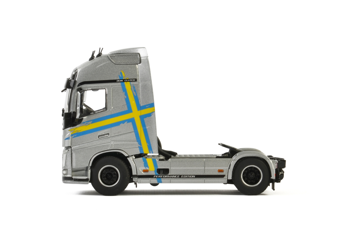 Volvo FH4 Globe. Volvo Performance Edition