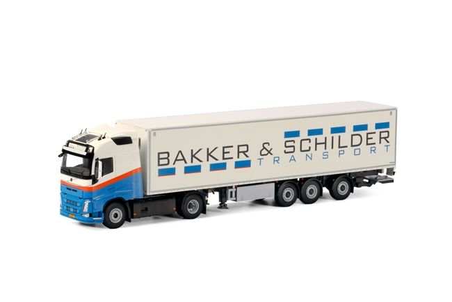Volvo FH4 Globe.XL  Bakker & Schilder