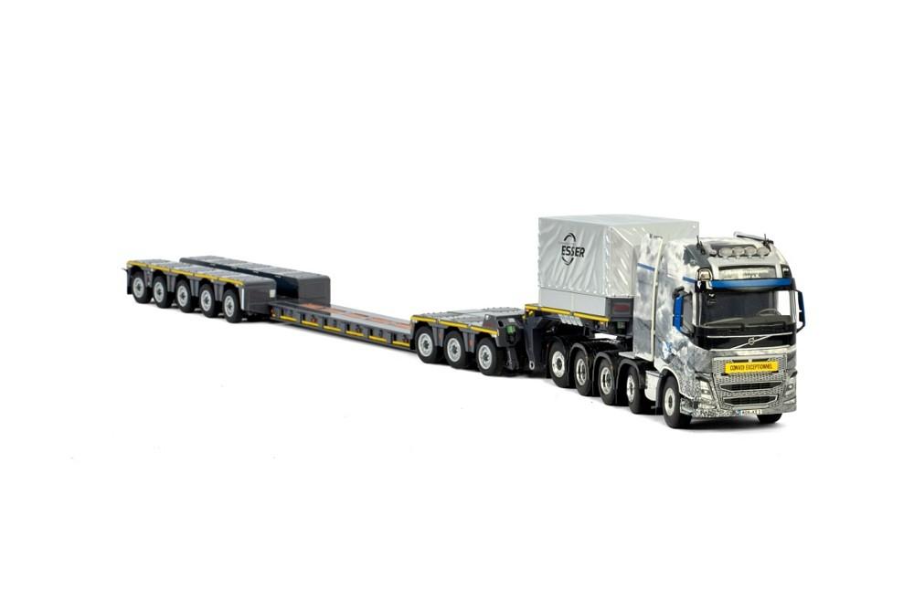 Volvo FH4 Globe. XL  Low Loader  Schwertransporte Esser e.K.