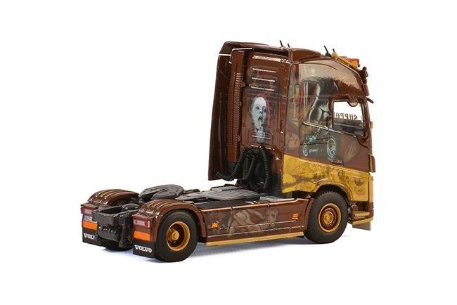 Volvo FH4 Globe. XL MTS Maik Terpe