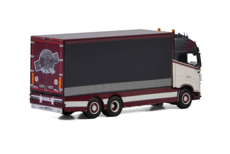 Volvo FH4 Globe. XL Riged Truck  Bosio