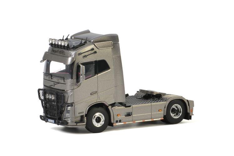 Volvo FH4 Globetrotter 4x2 Morel