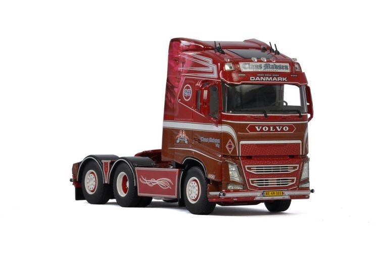 Volvo FH4 Globetrotter 6x2  Claus Madsen