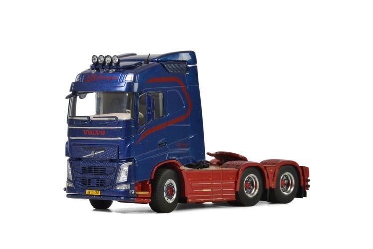 Volvo FH4 Globetrotter BLS Transport
