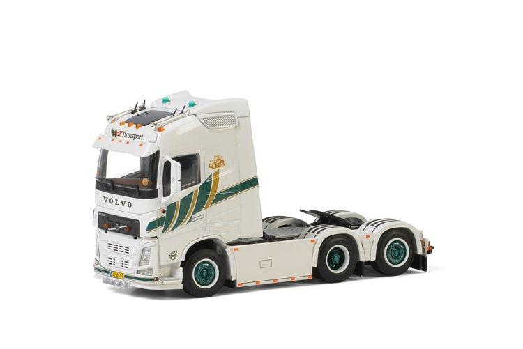 Volvo FH4 Globetrotter DDK Transport