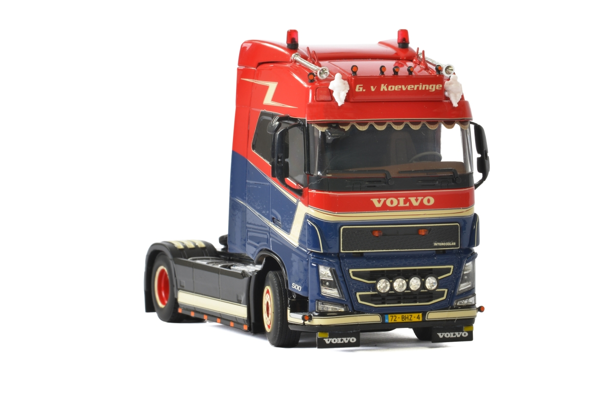 Volvo FH4 Globetrotter G. van Koeveringe