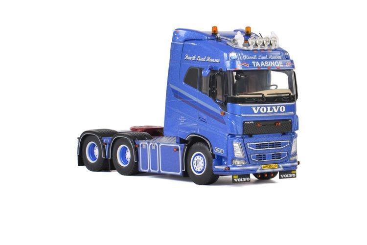 Volvo FH4 Globetrotter Henrik Lund Hansen