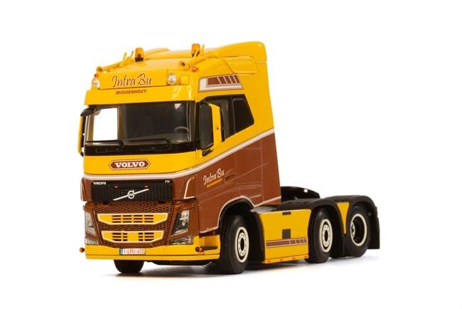 Volvo FH4 Globetrotter IntraBu