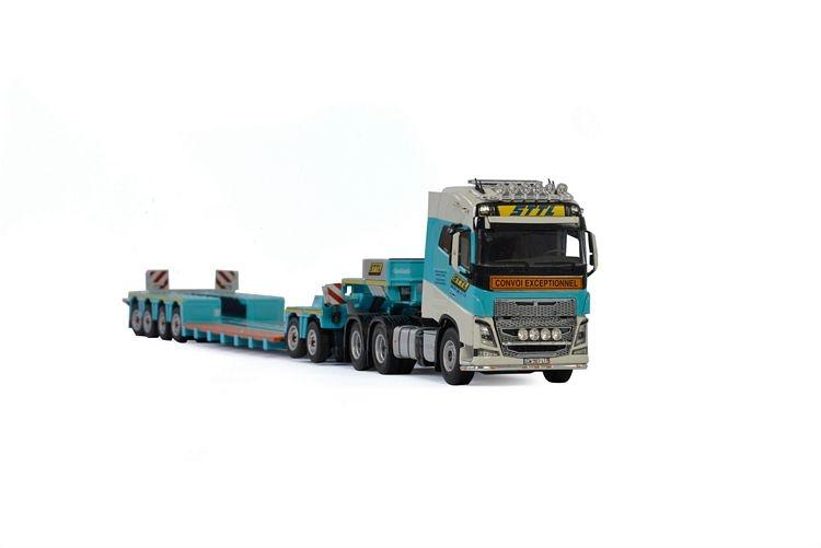 Volvo FH4 Globetrotter Lowloader  STTL
