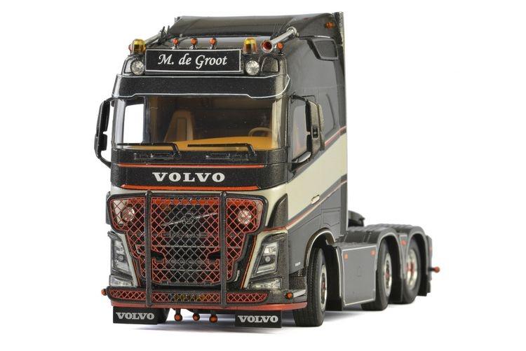 Volvo FH4 Globetrotter  M. de Groot