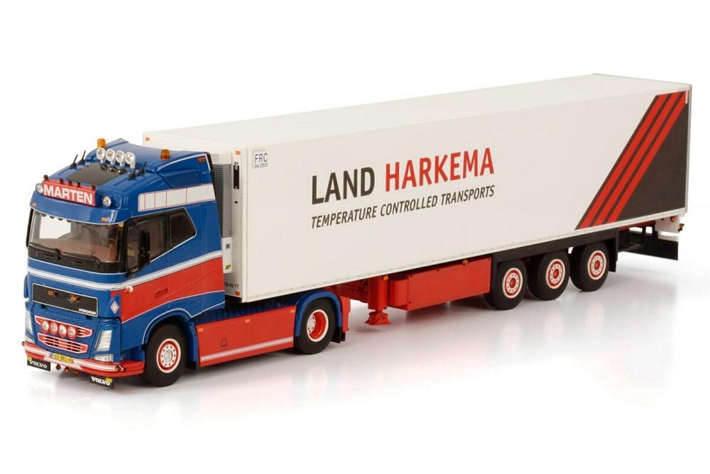 Volvo FH4 Globetrotter Reefer  Maderu Transport