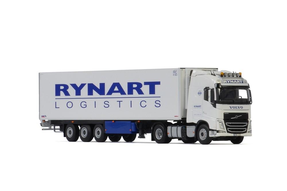 Volvo FH4 Globetrotter Reefer  Rynart Trading