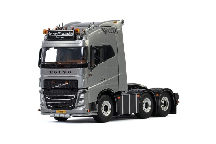 Volvo FH4 Globetrotter Twin Steer Bas van Wingerden