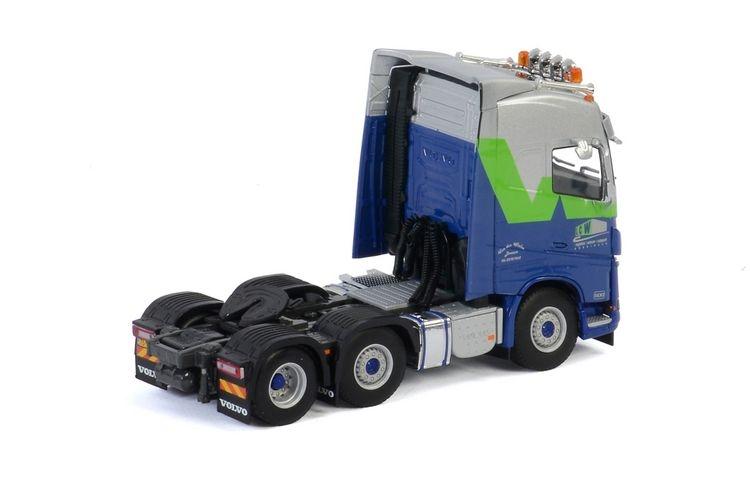 Volvo FH4 Globetrotter  Twin Steer Van der Wielen
