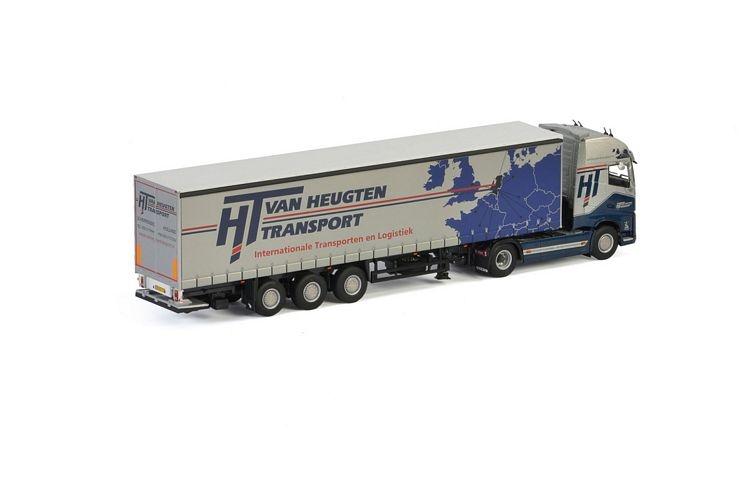 Volvo FH4 Globetrotter XL 4x2 Curtainside  Van Heugten