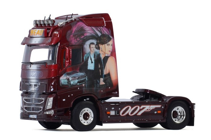 Volvo FH4 Globetrotter XL 4X2 Transport Beau
