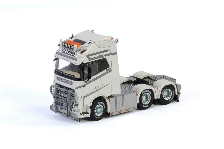 Volvo FH4 Globetrotter XL 6x2 Lutra