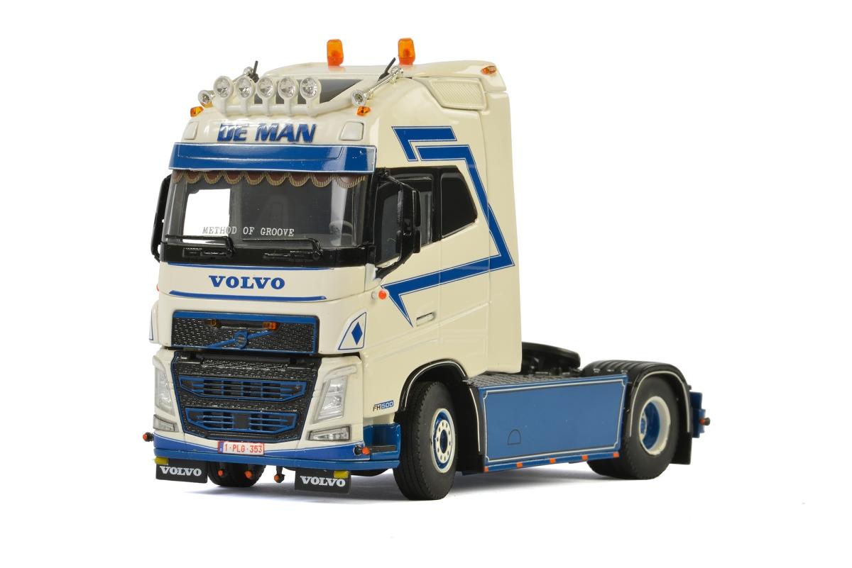 Volvo FH4 Globetrotter XL De Man Transport