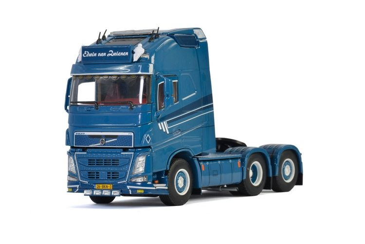 Volvo FH4 Globetrotter XL  Edwin van Zwienen