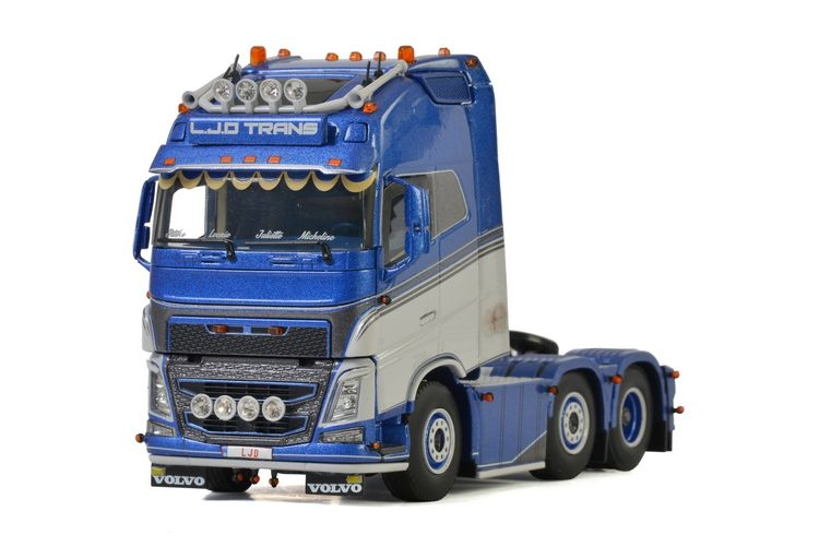 Volvo FH4 Globetrotter XL LJD Trans