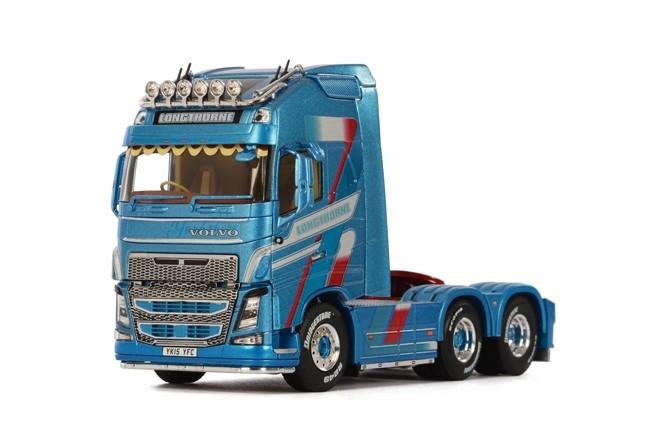 Volvo FH4 Globetrotter XL Longthorne