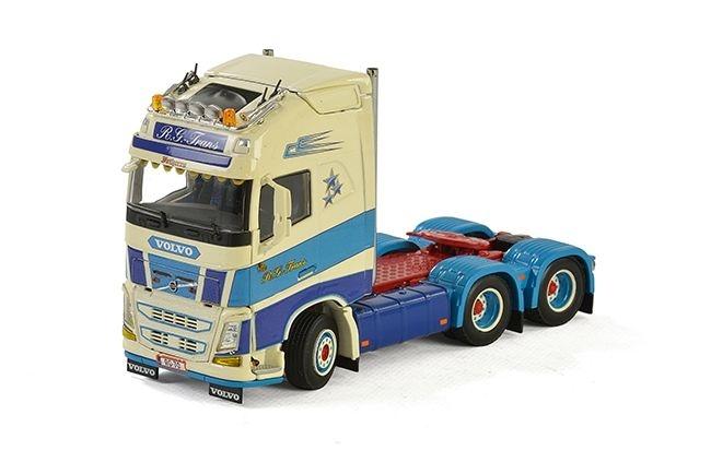Volvo FH4 Globetrotter XL R.G.Trans Oy