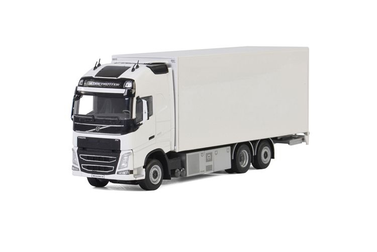 Volvo FH4 Globetrotter XL Riged Refrigerated