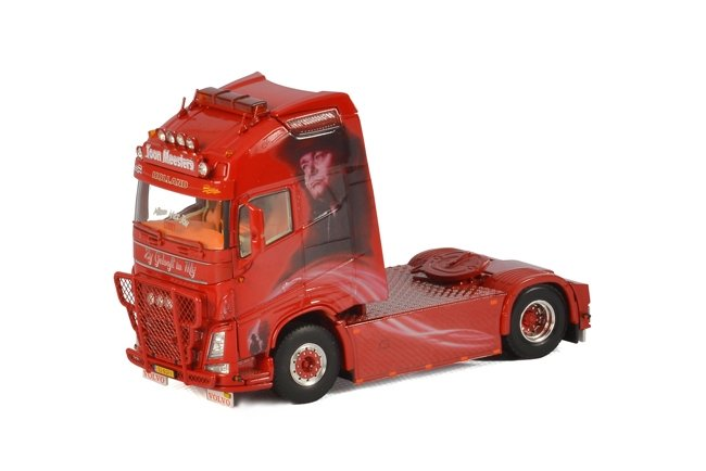 Volvo FH4 Globetrotter XL Toon Meesters