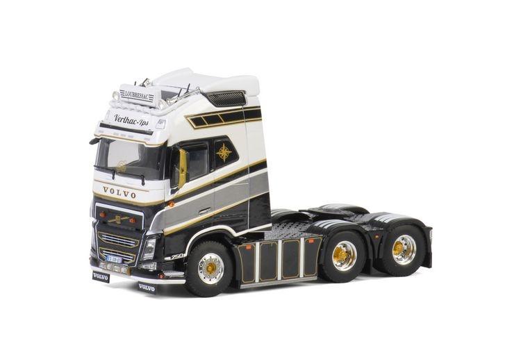 Volvo FH4 Globetrotter XL Verlhac TPS