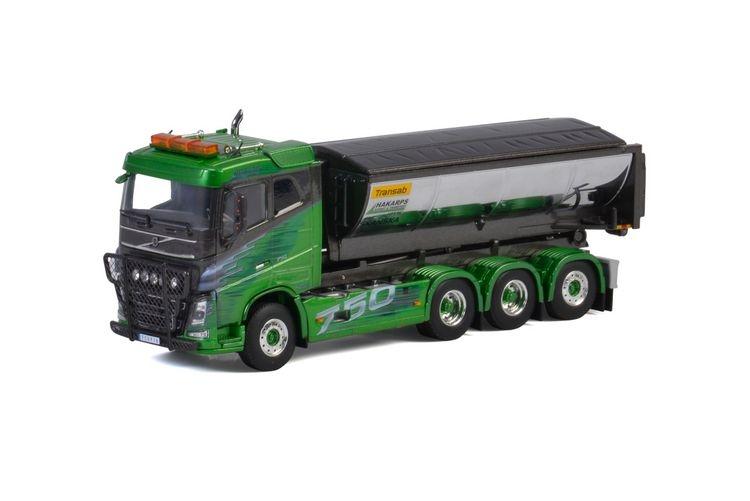 Volvo FH4 SC Asphalt Container Hakarps Schakt & Transport AB
